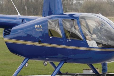 Carburante per elicottero