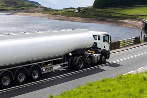 Trasporto carburanti conto terzi