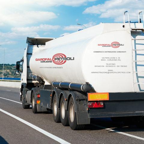 Commercio e distribuzione Petroli
